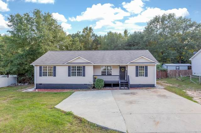 221 Chesterton Drive, Athens, GA 30607 (MLS #9066467) :: RE/MAX One Stop
