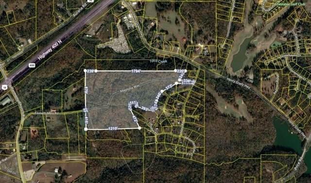 0 Emmett Moss Road, Dawsonville, GA 30534 (MLS #9066497) :: Statesboro Real Estate