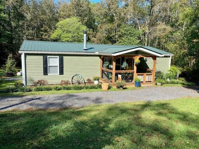 55 Pineknoll Drive, Dawsonville, GA 30534 (MLS #9066504) :: Statesboro Real Estate