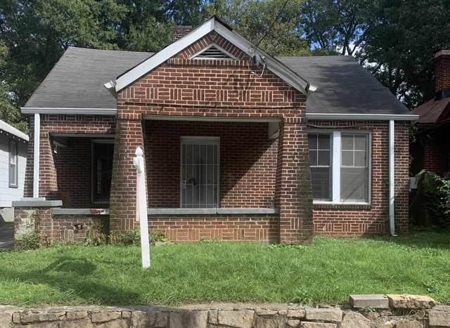 1092 Metropolitan Parkway SW, Atlanta, GA 30310 (MLS #9066505) :: Statesboro Real Estate