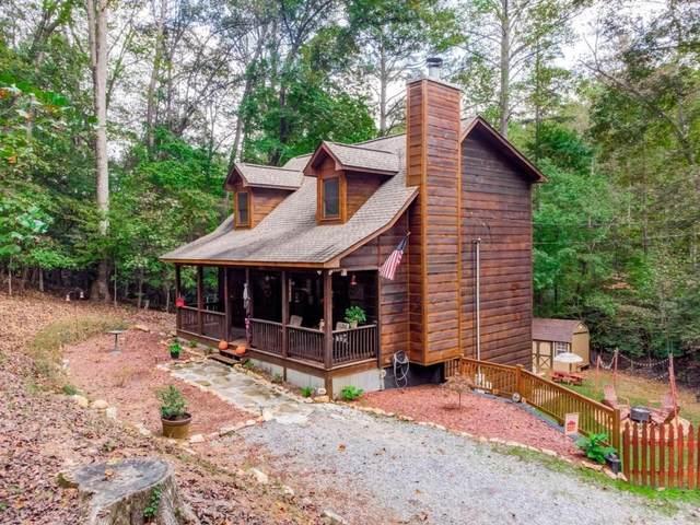 670 Acadia Drive, Ellijay, GA 30540 (MLS #9066532) :: Statesboro Real Estate