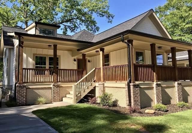 132 E Broad Street, Newnan, GA 30263 (MLS #9066546) :: Regent Realty Company