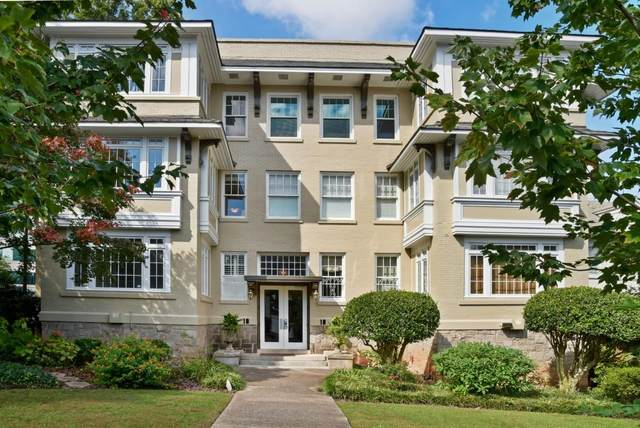 18 Peachtree Circle #6, Atlanta, GA 30309 (MLS #9066549) :: Cindy's Realty Group
