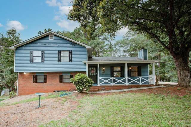 1357 Monfort Road, Lawrenceville, GA 30046 (MLS #9066579) :: EXIT Realty Lake Country