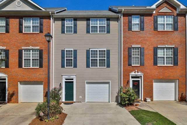 5399 Fox Creek Lane NW, Norcross, GA 30071 (MLS #9066688) :: RE/MAX One Stop