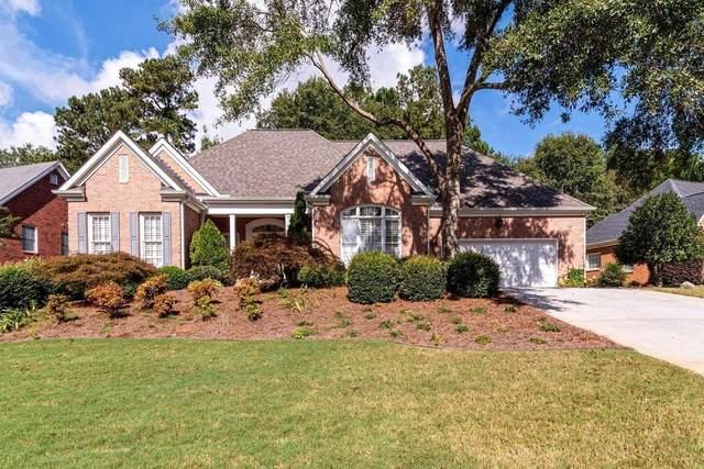 8400 Fairways Drive, Covington, GA 30014 (MLS #9066801) :: Rettro Group