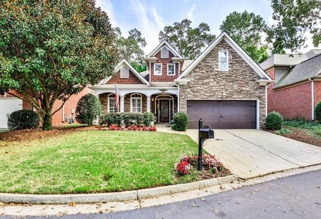 6320 Glen Oaks Lane, Sandy Springs, GA 30328 (MLS #9066812) :: Buffington Real Estate Group