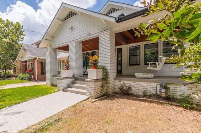 410 Parkway Drive NE, Atlanta, GA 30312 (MLS #9066814) :: Buffington Real Estate Group