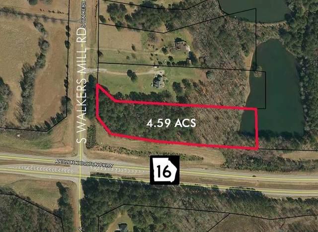 265 S Walkers Mill Road, Griffin, GA 30223 (MLS #9066837) :: HergGroup Atlanta