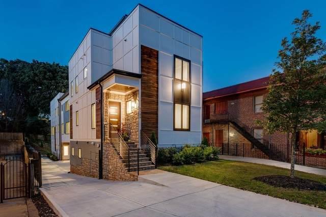518 Rankin Street NE A, Atlanta, GA 30308 (MLS #9066847) :: Buffington Real Estate Group