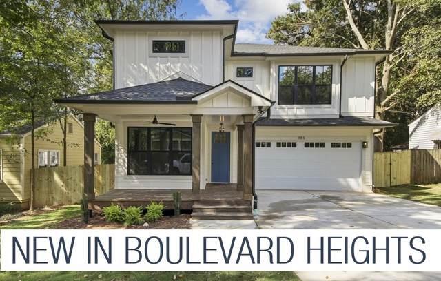 1183 Edie Avenue, Atlanta, GA 30312 (MLS #9066878) :: Maximum One Realtor Partners
