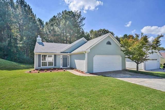 1241 Summerstone Trce, Austell, GA 30168 (MLS #9066892) :: Regent Realty Company