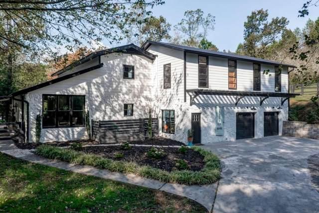8393 Boardtown Road, Ellijay, GA 30540 (MLS #9066950) :: Statesboro Real Estate