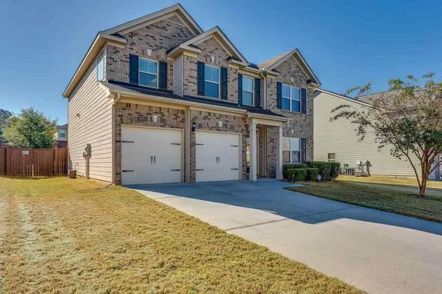 7799 Wrotham Circle, Atlanta, GA 30349 (MLS #9066992) :: The Cole Realty Group