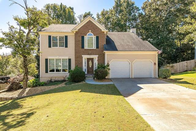 1922 Wolford Court, Lawrenceville, GA 30043 (MLS #9067032) :: The Cole Realty Group
