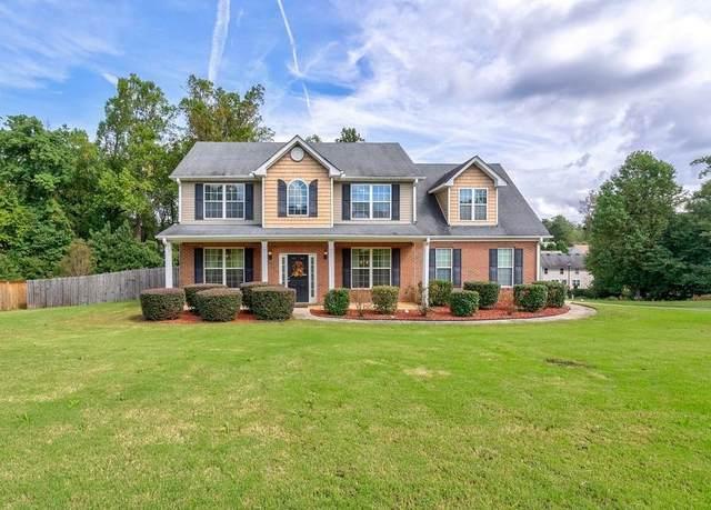 1616 Colton Landing Road, Winder, GA 30680 (MLS #9067034) :: AF Realty Group