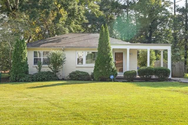 1813 Terry Mill Road, Atlanta, GA 30316 (MLS #9067058) :: Statesboro Real Estate