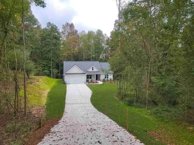 150 Ashley Woods Drive Lot 21, Newnan, GA 30263 (MLS #9067075) :: Maximum One Partners