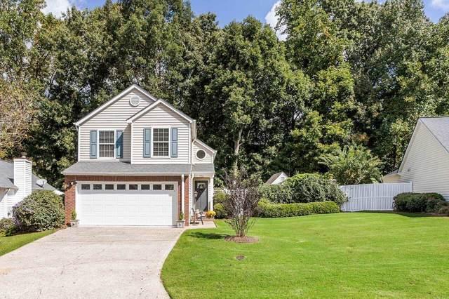 595 Crossbridge Aly, Johns Creek, GA 30022 (MLS #9067098) :: HergGroup Atlanta