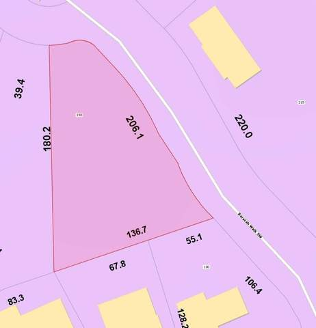 190 Beracah Walk SW, South Fulton, GA 30331 (MLS #9067191) :: Regent Realty Company