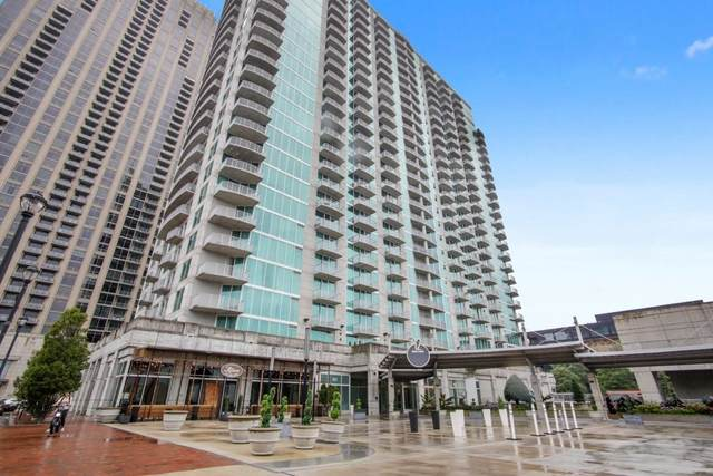 361 17th Street NW #2124, Atlanta, GA 30363 (MLS #9067212) :: Statesboro Real Estate