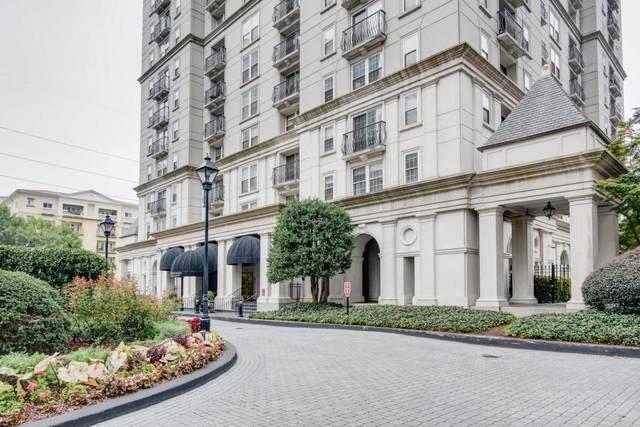 199 14th Street NE #2406, Atlanta, GA 30309 (MLS #9067260) :: Statesboro Real Estate