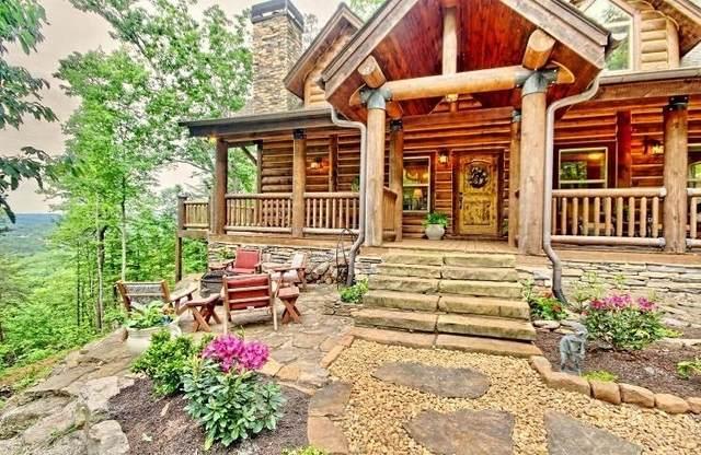 549 Black Bear Den Road, Clayton, GA 30525 (MLS #9067291) :: Statesboro Real Estate
