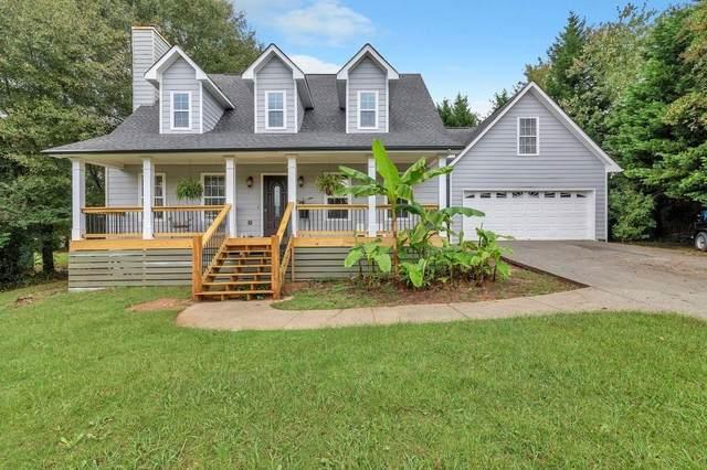 466 Lisa Circle, Winder, GA 30680 (MLS #9067306) :: AF Realty Group