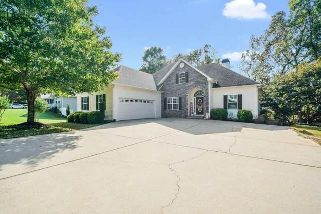 274 Oak Creek Drive, Dawsonville, GA 30534 (MLS #9067313) :: EXIT Realty Lake Country