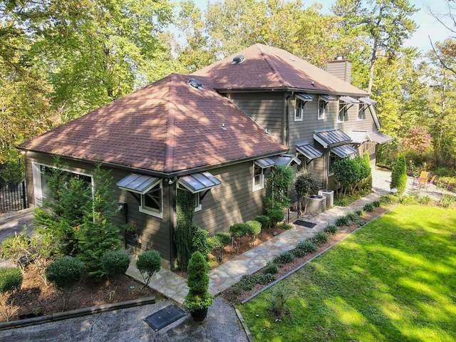 108 Plainsman Lane, Tiger, GA 30576 (MLS #9067406) :: Statesboro Real Estate