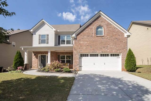 5563 Leaf Ridge Lane, Buford, GA 30518 (MLS #9067437) :: EXIT Realty Lake Country