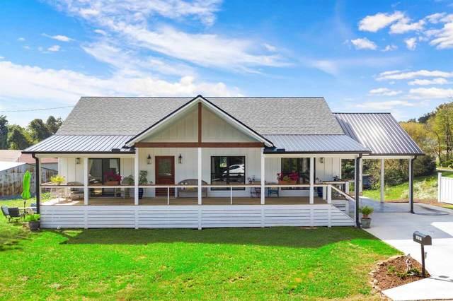 307 Skyline Drive, Ellijay, GA 30540 (MLS #9067448) :: Statesboro Real Estate