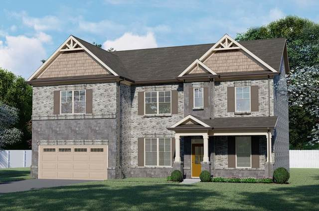 4409 Chestnut Oak Way, Gainesville, GA 30504 (MLS #9067460) :: The Ursula Group