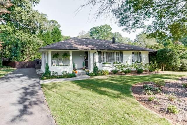 728 Meadowbrook Lane NE, Marietta, GA 30060 (MLS #9067470) :: Grow Local