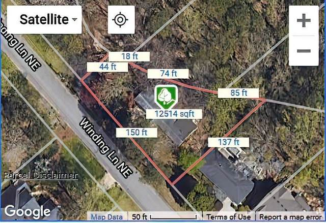 2719 Winding Lane NE, Brookhaven, GA 30319 (MLS #9067531) :: Regent Realty Company