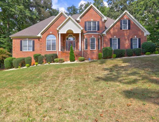 1019 Laurel Ridge Drive, Mcdonough, GA 30252 (MLS #9067549) :: Team Cozart