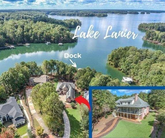 6501 Arbor Point, Flowery Branch, GA 30542 (MLS #9067637) :: The Ursula Group