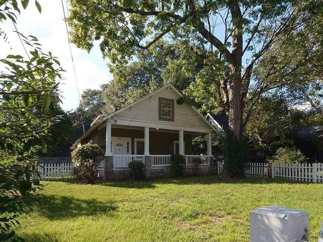865 Moreland Avenue SE, Atlanta, GA 30316 (MLS #9067648) :: Statesboro Real Estate