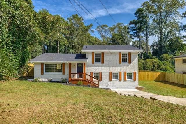 679 Church Street NW, Atlanta, GA 30318 (MLS #9067735) :: Statesboro Real Estate
