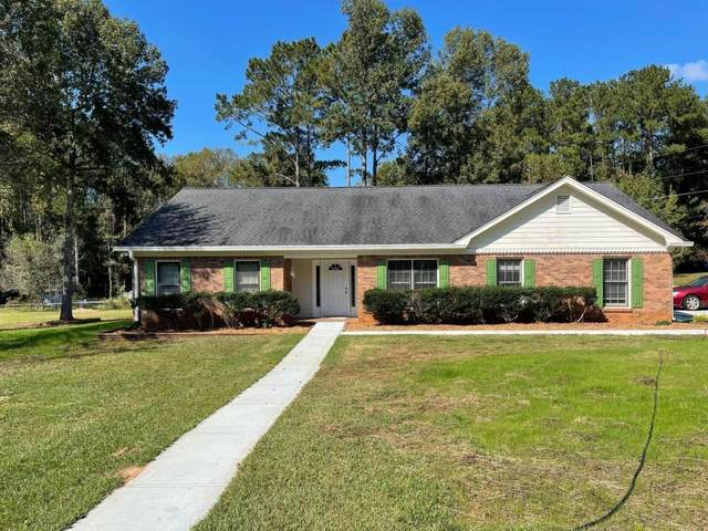 1672 Quail Run SW, Conyers, GA 30094 (MLS #9067739) :: AF Realty Group