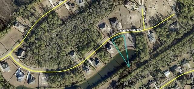 122 Tidal Marsh Way #401, St. Marys, GA 31558 (MLS #9067752) :: The Huffaker Group