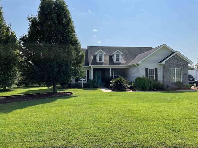 126 Summer Wind Place, Brooklet, GA 30415 (MLS #9067818) :: AF Realty Group