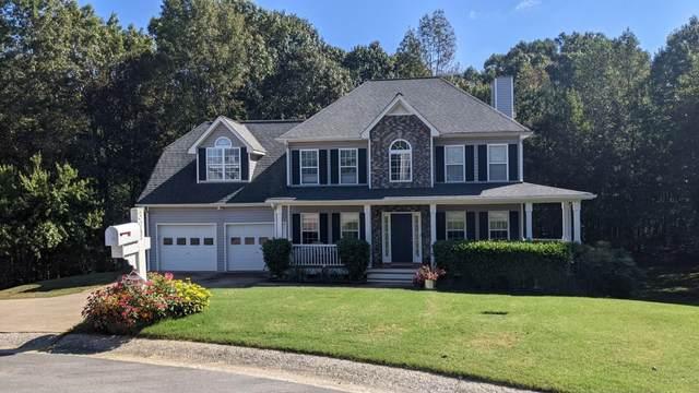399 Barrington Drive, Hiram, GA 30141 (MLS #9067826) :: Statesboro Real Estate