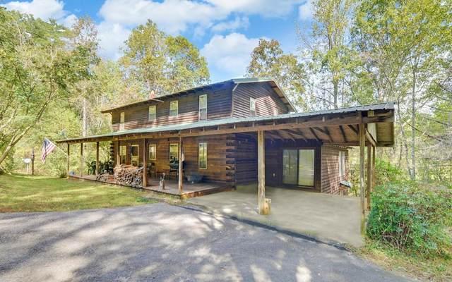 477 Beaver Lake Drive, Clarkesville, GA 30523 (MLS #9067836) :: Rettro Group