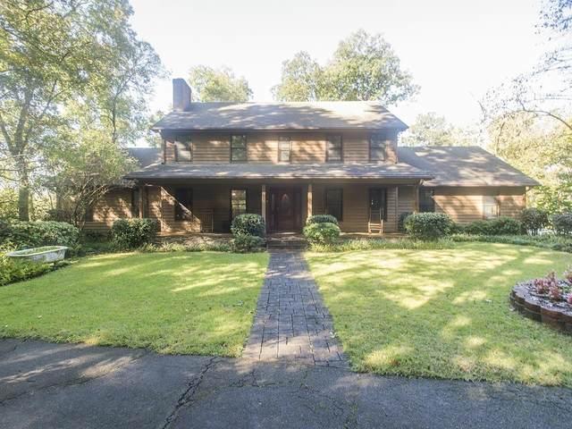 3440 SW Monica Lane, Conyers, GA 30094 (MLS #9067837) :: AF Realty Group