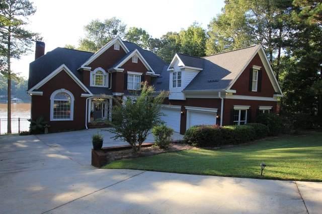 108 Shoreline Court, Eatonton, GA 31024 (MLS #9067878) :: EXIT Realty Lake Country