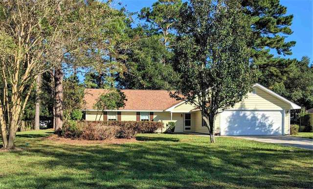 453 Mallard Pointe Drive, Woodbine, GA 31569 (MLS #9067883) :: The Huffaker Group