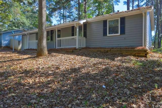 659 Lakeridge Drive SE, Conyers, GA 30094 (MLS #9067885) :: AF Realty Group