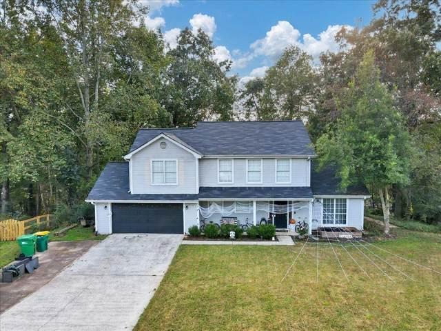 609 Caliber Court, Woodstock, GA 30188 (MLS #9067887) :: HergGroup Atlanta