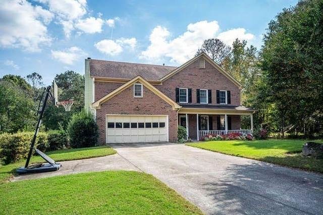 92 Gates Mill Drive, Lawrenceville, GA 30045 (MLS #9067890) :: EXIT Realty Lake Country